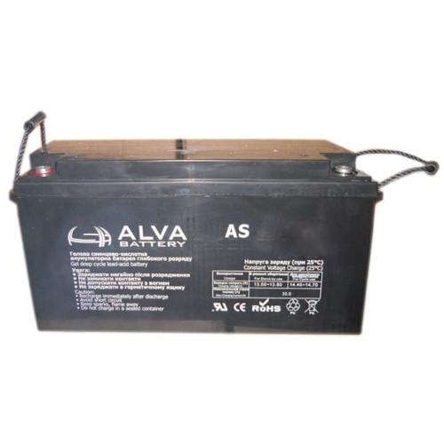 Аккумуляторная батарея Alva battery AS12-150