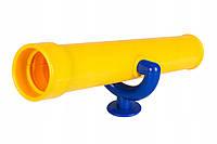 Телескоп игровой для детской площадки KBT Желтый 500.020.003.0011, КОД: 1620820