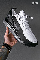Мужские кроссовки Nike Air Max 720 (черно/белые) KS 1493