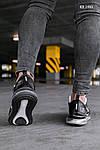 Чоловічі кросівки Nike Air Max 720 (чорно/білі) KS 1493, фото 6