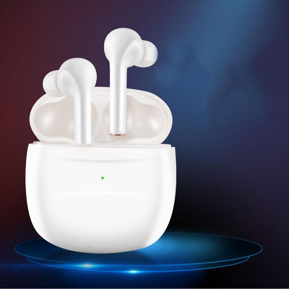 Беспроводные наушники блютуз с микрофоном вакуумные HBQ J3 TWS Bluetooth. Топ на амазоне