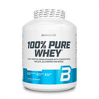 Протеин BioTech 100% Pure Whey, 2.27 кг Шоколад-арахисовая паста