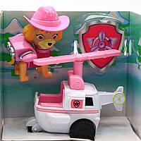 Набор «Щенячий патруль» CH Toys Скай транспорт с фигуркой (JD-909), фото 2