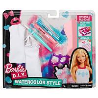 Барби Акварельный стиль Barbie D.I.Y. Watercolor Style Fashion Set SKL52-241071