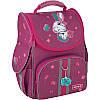 Школьный бордовый рюкзак Kite Education Bunny для девочек (K20-501S-7)