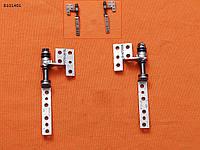 Петли для Asus N550 N550J N550JA N550JK N550JV (для моделей без сенсорного стекла), пара, левая+правая