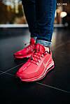 Чоловічі кросівки Nike Air Max 720 (червоні) KS 1495, фото 4