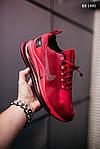 Чоловічі кросівки Nike Air Max 720 (червоні) KS 1495, фото 3