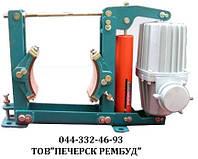 Тормоза колодочные в сборе ТКГ 500(ТЭ 80)