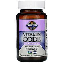 """Витамины для беременных Garden of Life """"Vitamin Code"""" Raw Prenatal, комплекс для мамы и ребенка (90 таблеток)"""