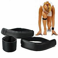 Магнитные повязки by Emson на запястье и колено Power Magnetic 3-Pack