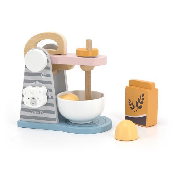 Набір кулінара Viga Toys PolarB Міксер (44019)
