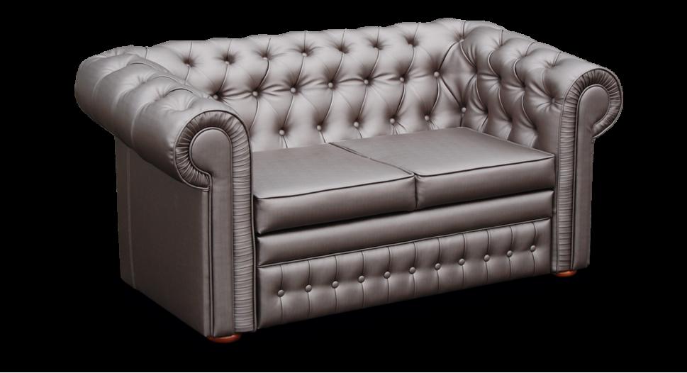 """Класичний подвійний малогабаритний диван Відень фабрики """" Біс-М з каретной стяжкою"""