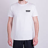 Чоловіча футболка Levi's, темно-синього кольору, фото 7