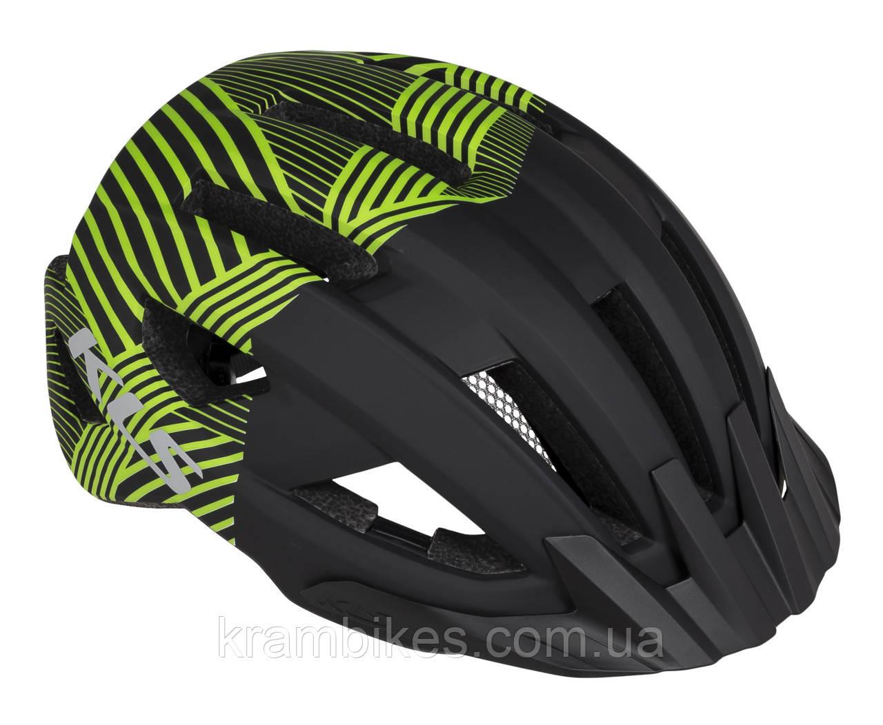 Шлем KLS - DAZE зелёный M/L