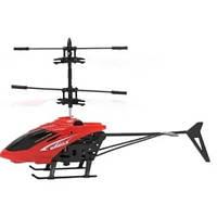 Летающий вертолет Induction aircraft Красный, фото 1