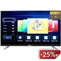 Телевизор DOMOTEC LED 32LN4100 DVB-T2 32 дюйма с USB HDMI и тюнером DVB-T2 (Mtx-5)