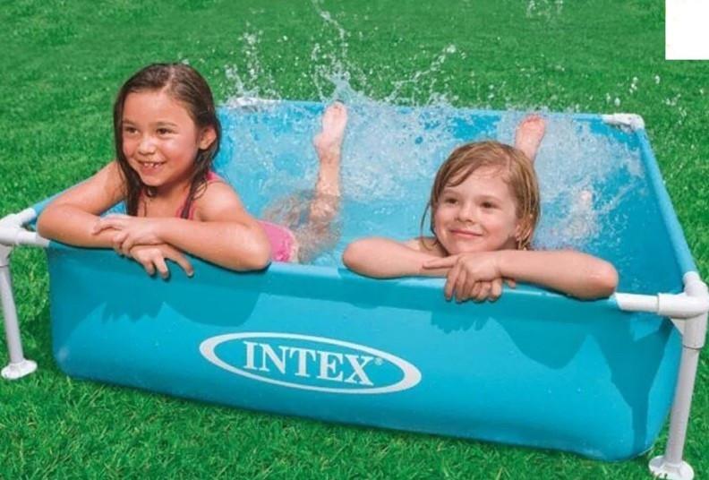 Каркасный бассейн для детей от 3х. лет