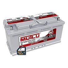 Аккумулятор автомобильный MUTLU L6.110.092.A 12 V 110AH EU