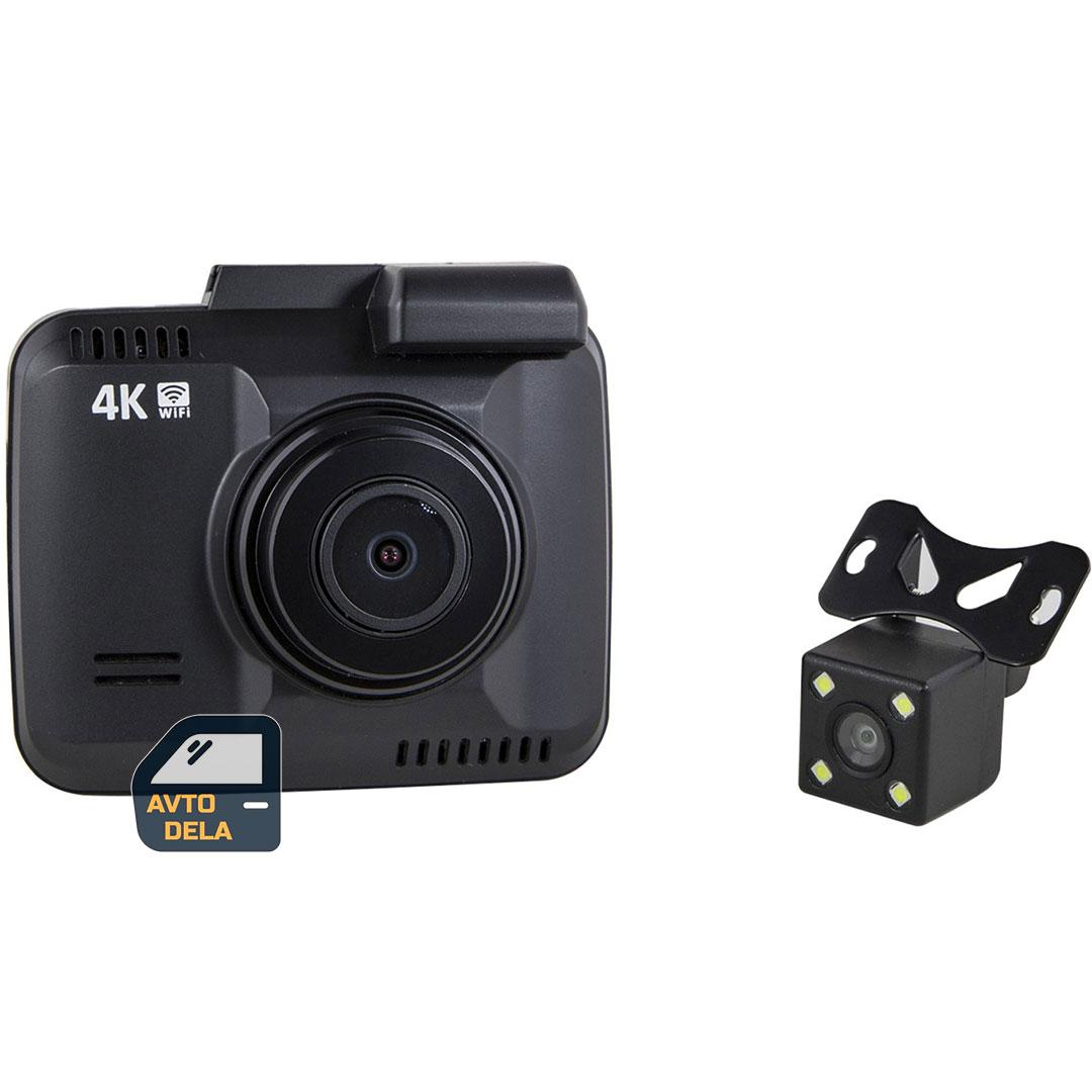 Видеорегистратор Falcon DVR HD89-2CAM-GPS Wi-fi