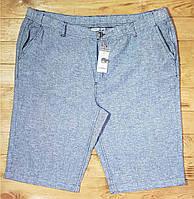 Мужские льняные шорты livergy, размер евро 60