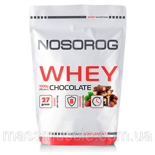 Протеїн Nosorig Whey шоколад, 1 кг