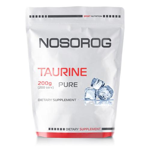 Таурин Nosorog Taurine натуральный, 200 гр