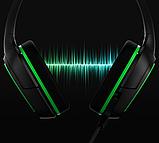 Наушники игровые Гарнитура проводная стерео iPega (PS4/Xbox One/Switch/PC)  Зеленые, фото 6