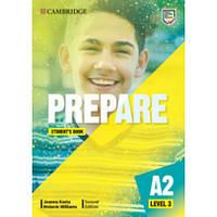 Учебник Cambridge English Prepare! 2nd Edition 3 Student's Book