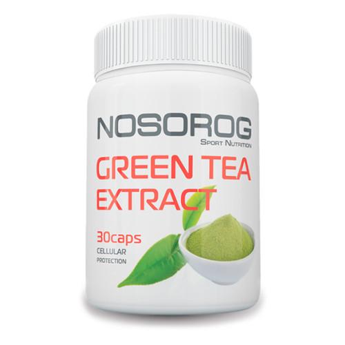 Зелений чай Nosorig Green Tea Extract 30капс