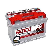 Аккумулятор автомобильный MUTLU L3.75.072.A 12 V 75AH EU