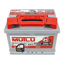 Аккумулятор автомобильный MUTLU LB2.60.051.A 12 V 60AH EU
