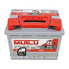 Аккумулятор автомобильный MUTLU L2.60.051.B 12 V 60AH EU