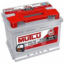 Аккумулятор автомобильный MUTLU L2.60.051.A 12 V 60AH EU