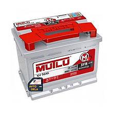Аккумулятор автомобильный MUTLU LB1.50.042.A 10 V 50AH EU