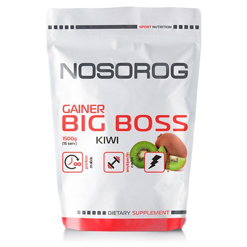 Вітамінний Nosorig Big Boss Gainer ківі 1500 гр