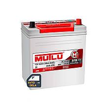 Аккумулятор автомобильный MUTLU B20.42.035.G 12 V 42AH ASIA