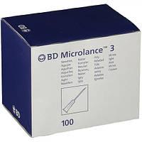 Косметологические иглы Microlance Испания -  30Gx13mm, фото 1