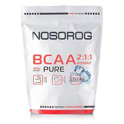 Амінокислоти Nosorig BCAA 2:1:1 натуральний, 400 гр