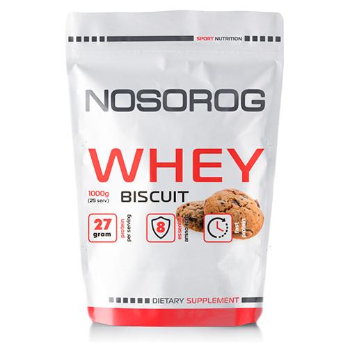 Протеин Nosorog Whey бисквит, 1 кг