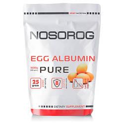 Яичный альбумин Nosorog Egg Albumin натуральный, 1 кг