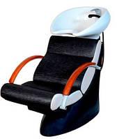 Парикмахерская мойка Lux с креслом Колыска