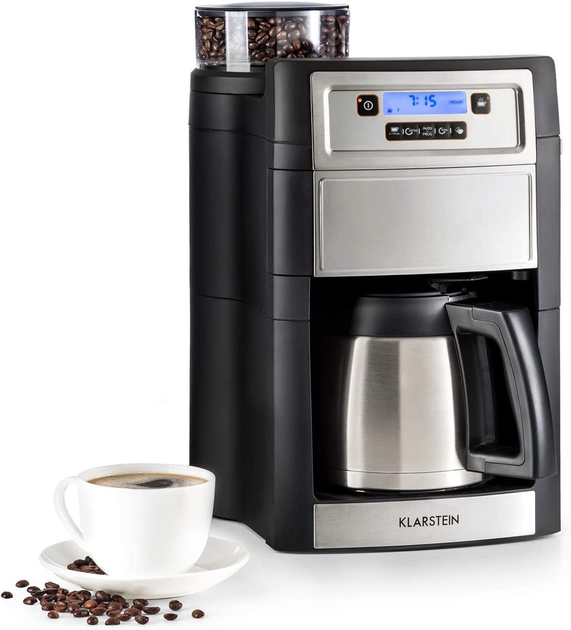 Кофеварка капельная - Klarstein KG13 Aromatica II F, 1.25 Liter, 1000