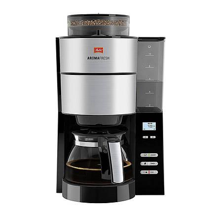 Кофеварка капельная с кофемолкой - Melitta AromaFresh 1021-01, фото 2