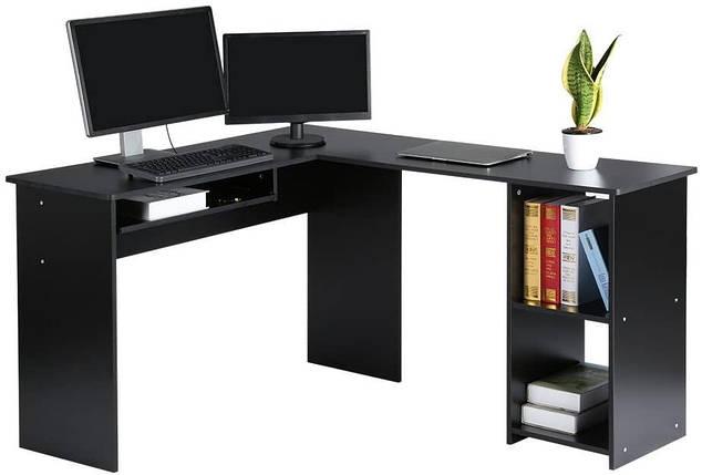 Стол компьютерный - LANGRIA 140 x 120x 75cm, фото 2