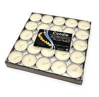 Свечи Чайные (50Шт/уп)(18Х18Х2 См) 28575