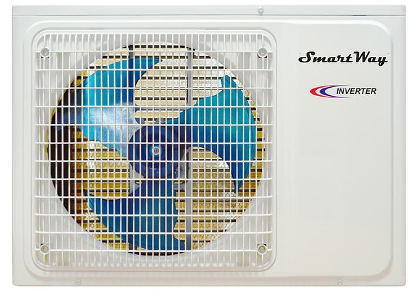 Сплит-система настенного типа SmartWay SAF-E12FLR/SAN-E12FLR, фото 2