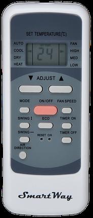 Сплит-система настенного типа SmartWay SAF-E09FLRw/SAN-E09FLRw, фото 2