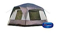 Палатка шатер 4 местная 300*300x220 см LANYU LY 1918