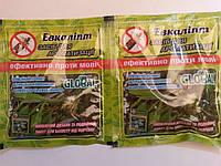Таблетки от моли GLOBAL с запахом эквалипта 10 шт.
